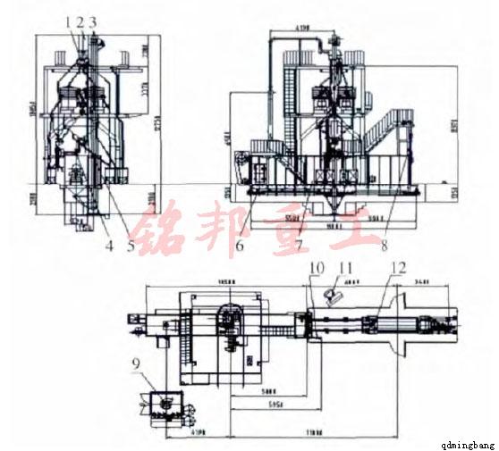 台车式抛丸机-轧辊专用抛丸除锈机的开发与应用-青岛