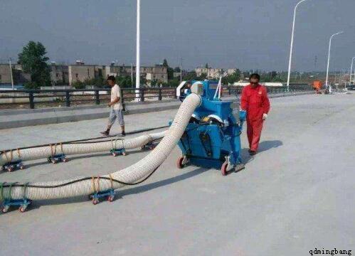 路面抛丸机的工作效率如何?